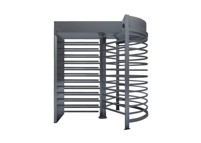 Outdoor Rainproof Full Height Barriers Automatic Turnstiles For Stadium / Buildings